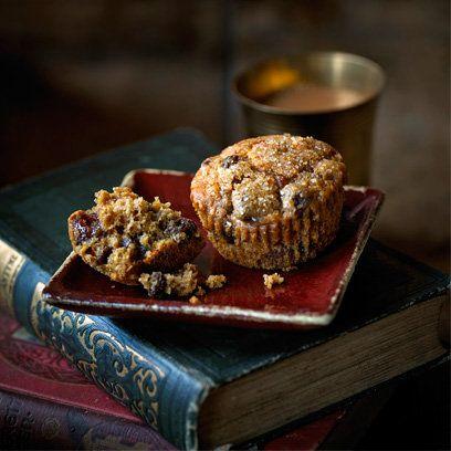 Ravinder Bhogal's Spicy tea muffins