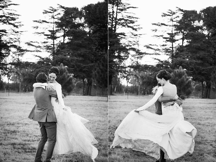 Tertius & Melissa's Wedding at Oakfield Farm