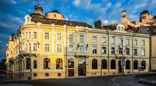 Hotel Elizabeth in Trencin, Slovakia  http://www.historichotelsofeurope.com/en/Hotels/hotel-elizabeth-trencin.aspx