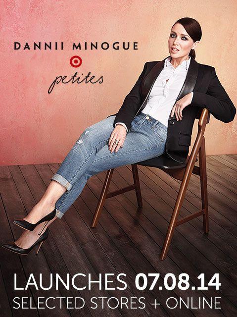 Dannii Minogue petites - Designers for Target