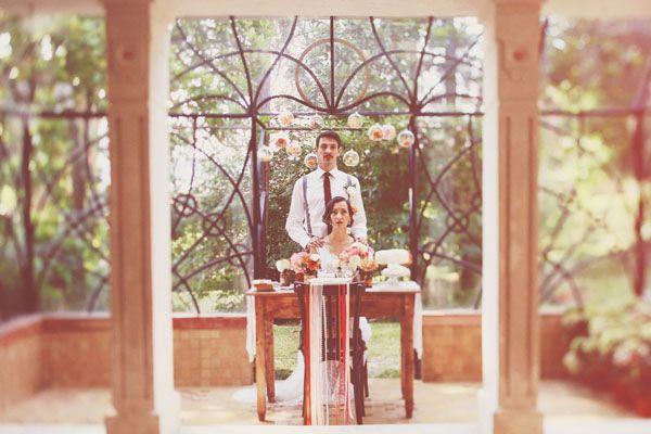 Vintage Italian Wedding Inspiration