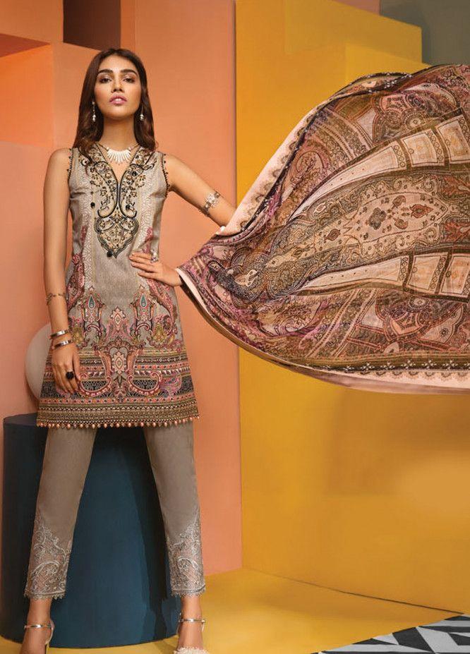 5320d6f69a Viva Anaya by Kiran Chaudhry Lawn 2019 Collection | VIVA Lawn 2019 |  Sanaulla Online Store