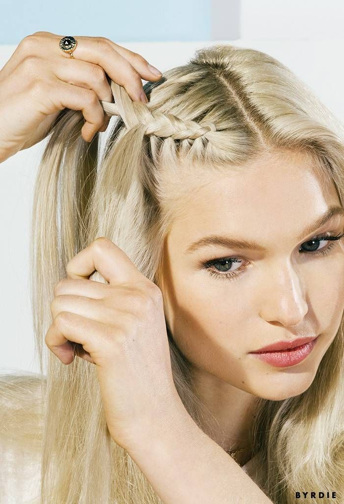 The Beginner S Guide To Dutch Braids Braided Hairstyles Easy Easy Braids Braids For Short Hair