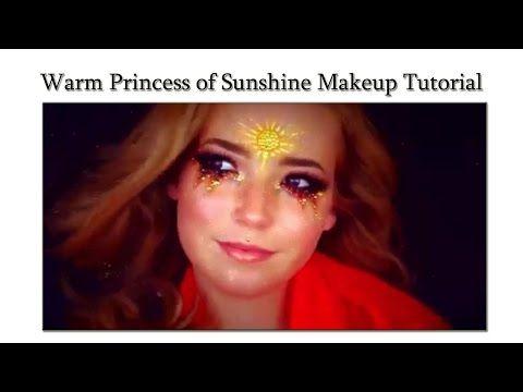Dramatic Warm Princess of Sunshine Makeup Tutorial | Makeup Tutorial Channel... See More Here : http://goo.gl/jDA1dc  Hope Your Enjoy! ..... Like, Share, Comment & Subscribe Us!  More Makeup Tutorial Channel videos ... Click Here: https://www.youtube.com/channel/UC3SbRN6zFEgCdnKHZj28B4w #halloweenmakeup #halloweenmakeuptutorial #makeup #makeuptutorial #easymakeup #makeupvideos