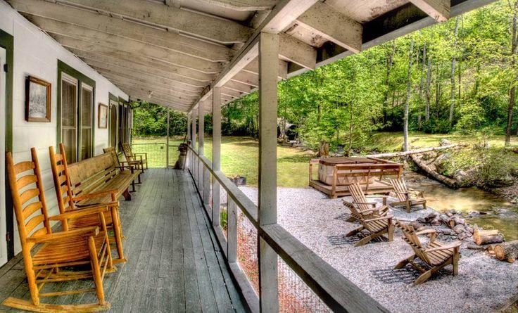 Hidden Creek Cabins - Great Smoky Mountains, NC