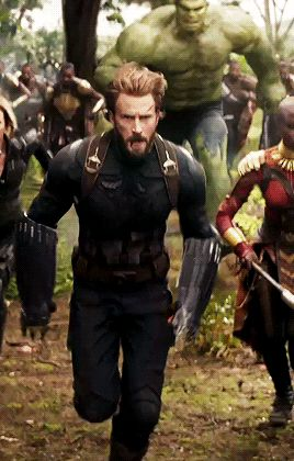This is what Marvel fans will look like as they towards the theater on May 4 2018 XD