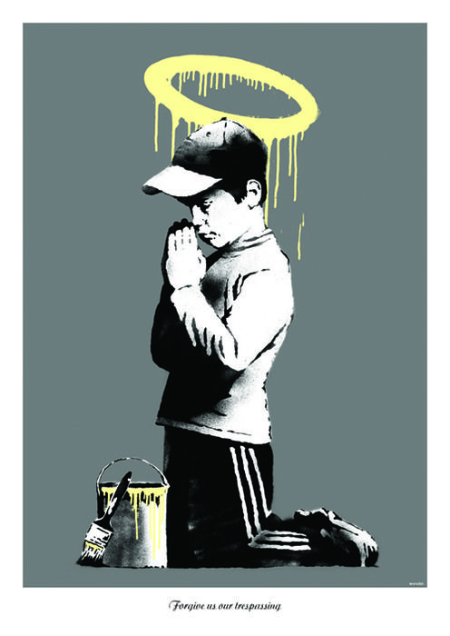 Free Limited Edition Banksy Prints