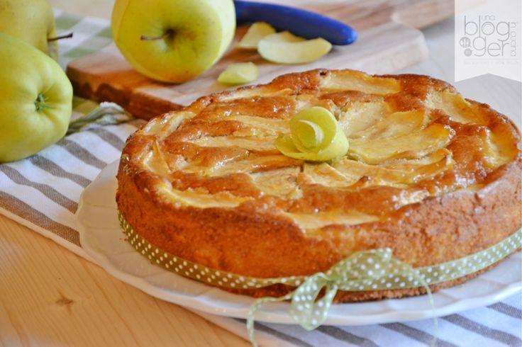 Torta di mele, ricetta classica della nonna