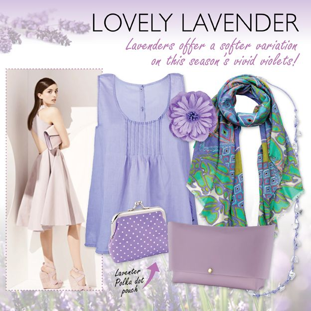 LOVELY LAVENDER