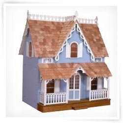 Greenleaf Arthur Dollhouse Kit - 1 Inch Scale