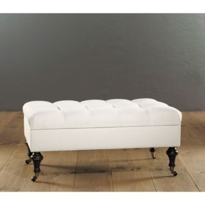 Love Love Love This Piece This Piece Would Look Great At The End Of Your Bed In Your Master