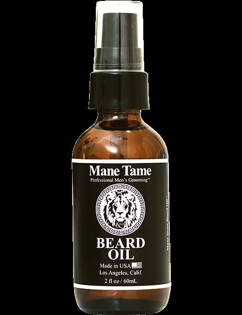 Mane Tame Professional Men's Grooming Beard Oil  #ManeTameProfessionalMensGrooming