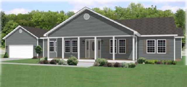 Modular home garage in front of house google search for Garage in front of house
