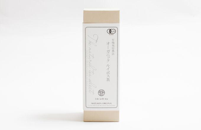 オーガニックルイボス茶[1カップ用ティーバッグ3g×10P] - お茶の秋月園オンラインショップ|Life with tea