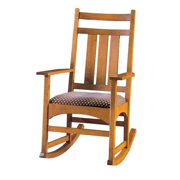 The 39 best images about Rocking Chair Plans on Pinterest