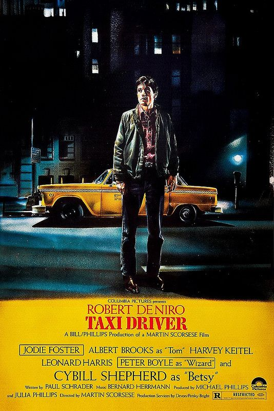 an analysis of the music in the movie taxi driver Martin scorsese taxi driver, martin scorsese jimmy fallon,  video essay music,  taxi driver (1976) film analysis | 70s movie marathon - duration: .