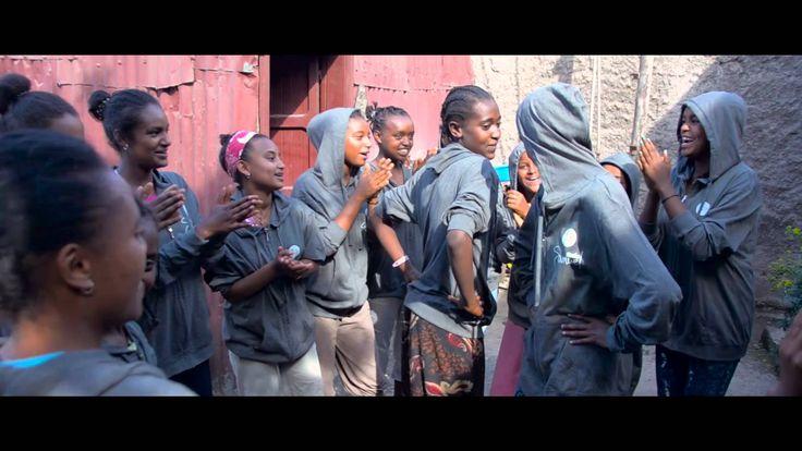 Empowering Girls. Empowering Humanity. From NINA