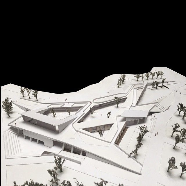 nexttoparchitects:by @laboratorio_de_lineas #next_top_architects Colegio de…