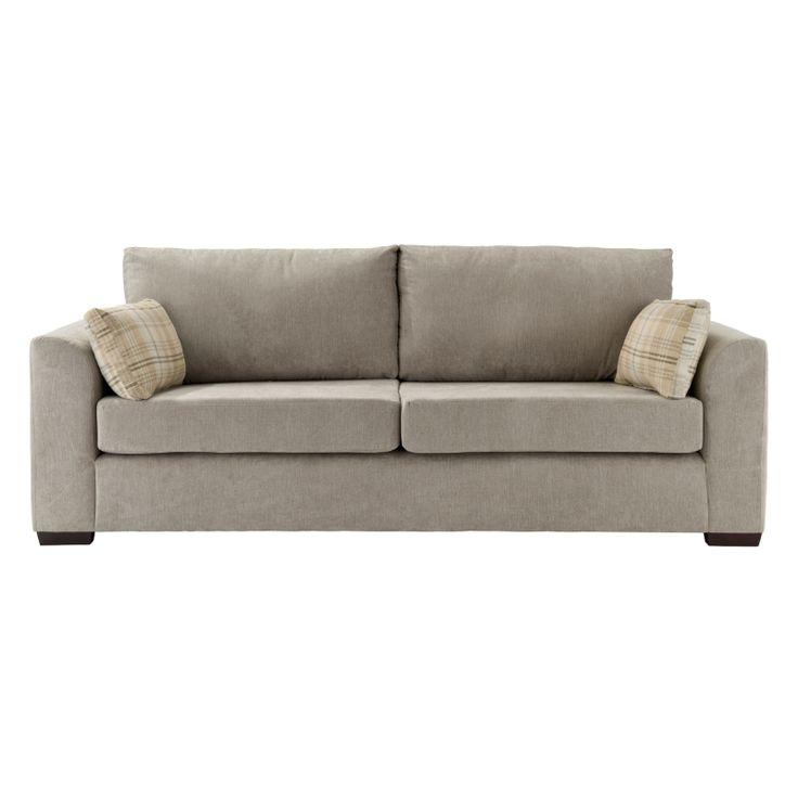 Harewood Large Sofa in Grey ASDA £279