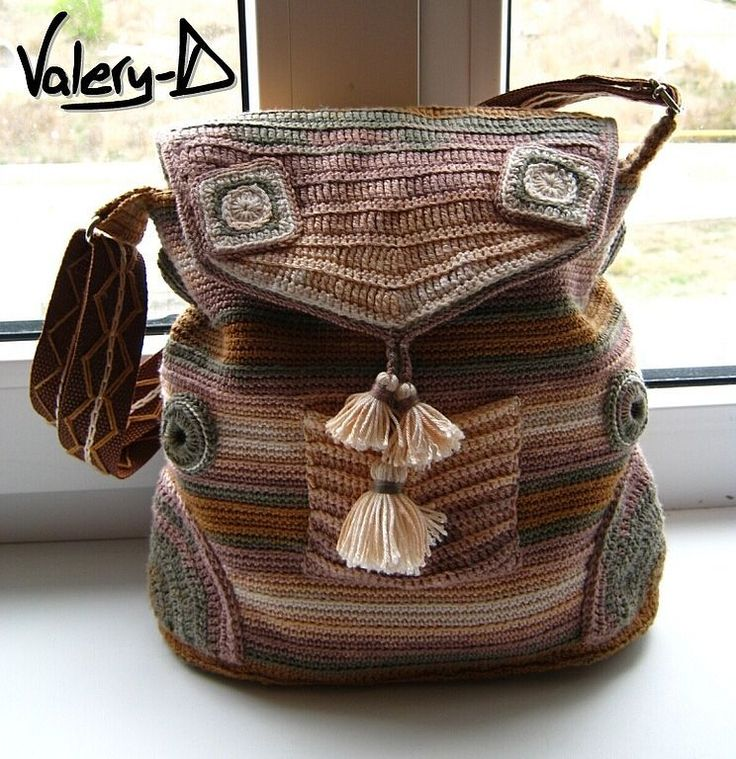 Crochet Work Bags : ... bags crochet knitts crocheted bag bags crochet crochet ideas crochet