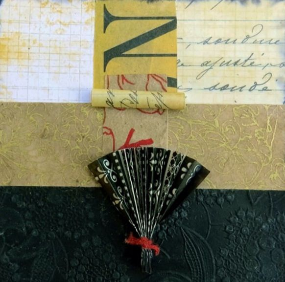 Series - Send Me A Note - 4x4 - Trudi Sissons