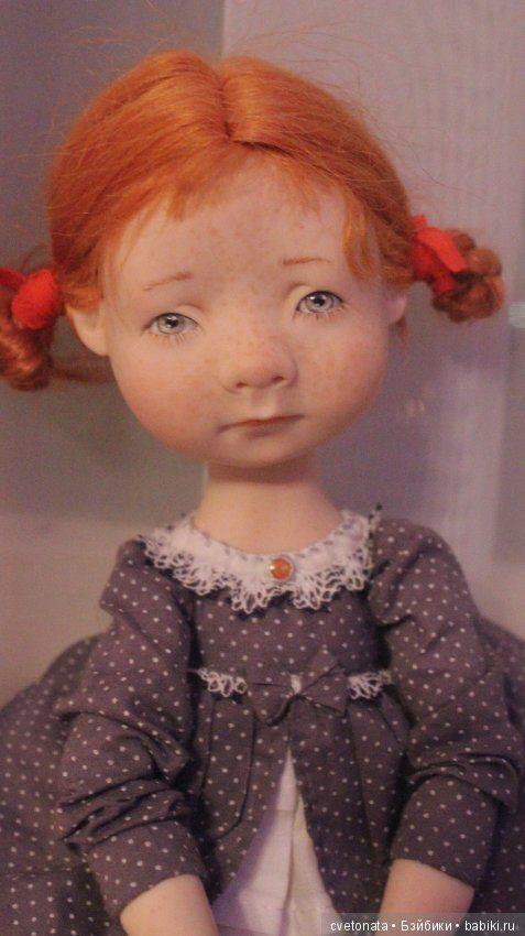 Продам авторскую куколку Натальи Мурашовой! / Авторские куклы (ООАК) / Шопик. Продать купить куклу / Бэйбики. Куклы фото. Одежда для кукол