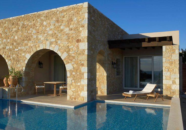 The Westin Resort Costa Navarino – Pylos, Grèce Hotel avec piscine au pied de la chambre