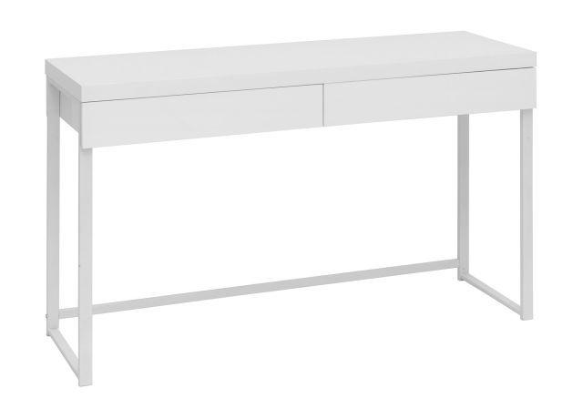 Písací stôl COLLEGE - SCONTO NÁBYTOK-čistý dizajn inšpirovaný škandinávskym štýlom