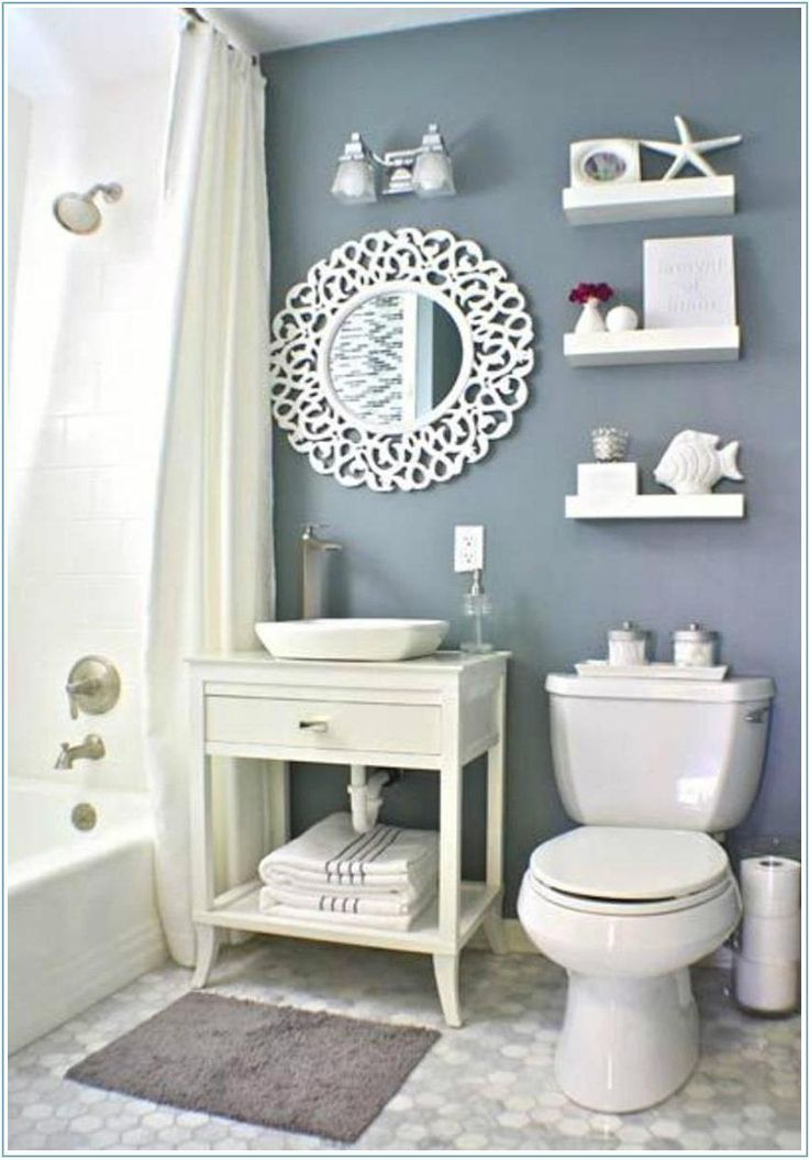 High Quality Ocean Themed Bathroom Decor Ideas