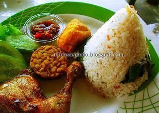 Nasi Goreng Cikur Pedas - Resep Masakan Indonesia
