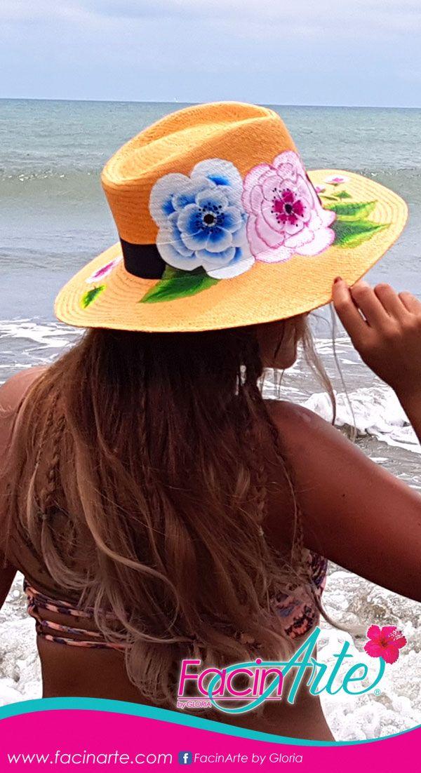 ¡Descubre nuestra Nueva Colección Primavera - Verano 2018   2019!  sombreros   moda  pajatoquilla  sombrerospintados  panamahats  artesanía   primeroenecuador ... a2dd7ef1940