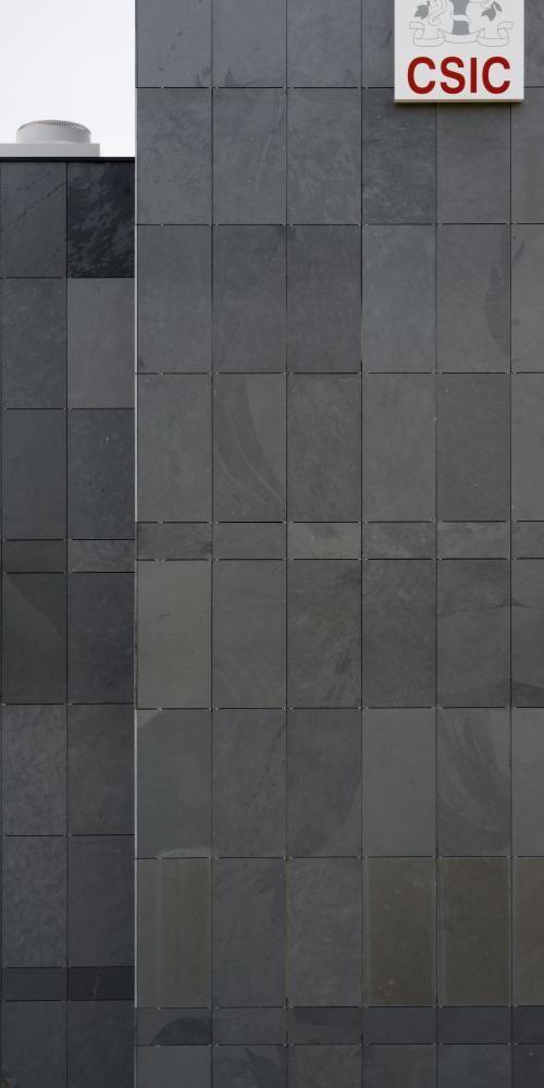 Revestimiento de fachadas sistema masa edificio uab - Revestimientos de fachadas ...