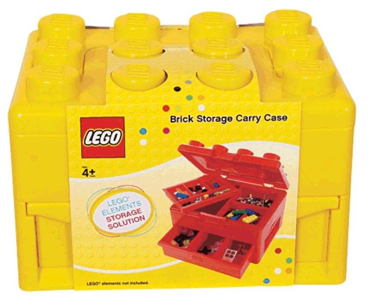 Lovely NEW LEGO Storage Tool Box From Mr Toys Toyworld