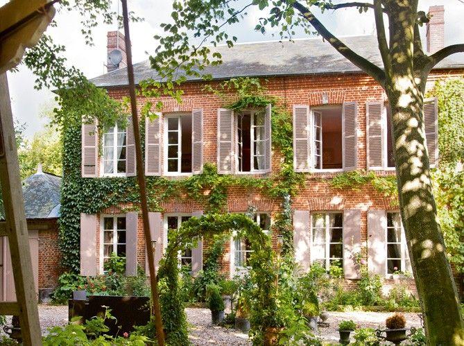 Une maison comme au XIXe siècle