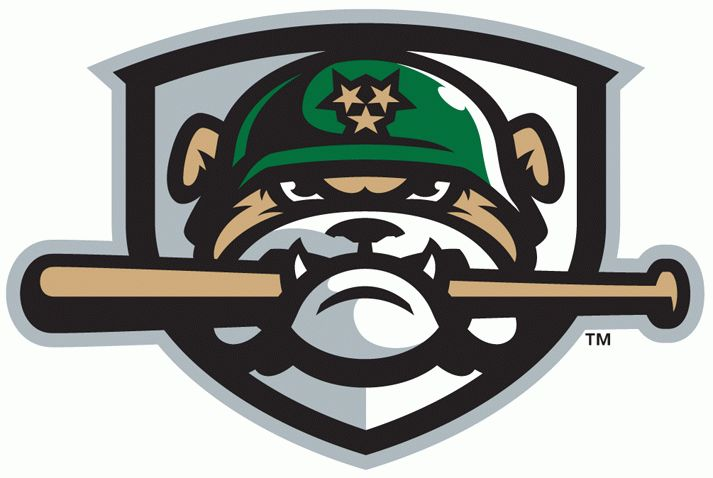 Jackson Generals Secondary Logo (2011) -