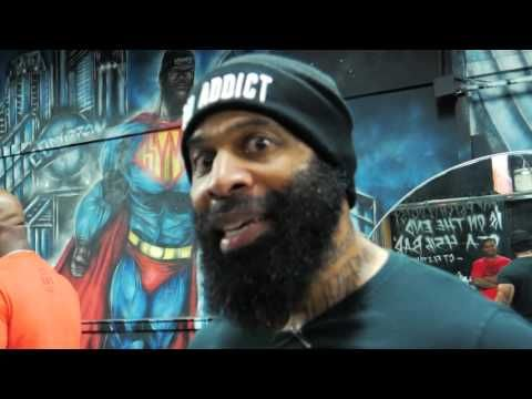 CT Fletcher Motivation: C.T. Fletcher : There Can Only Be One! Introducing Tanc & Hercules