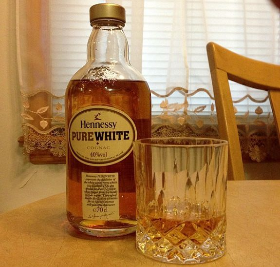 Hennessy Pure White Review