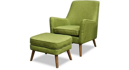 Felicity Chair And Footstool
