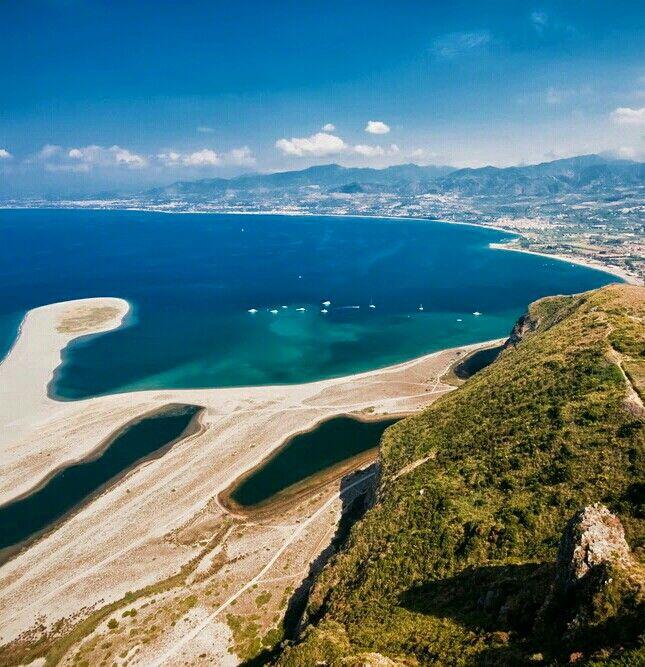 Lagoons of Marinello, Tindari, Messina, Sicily