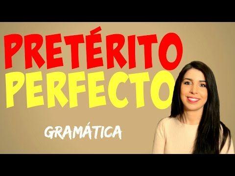 Lezioni di Spagnolo 16 - Verbi Pretérito Perfecto - YouTube