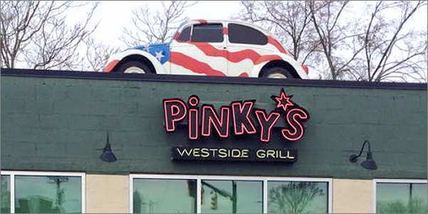 Pinkys Westside Grill