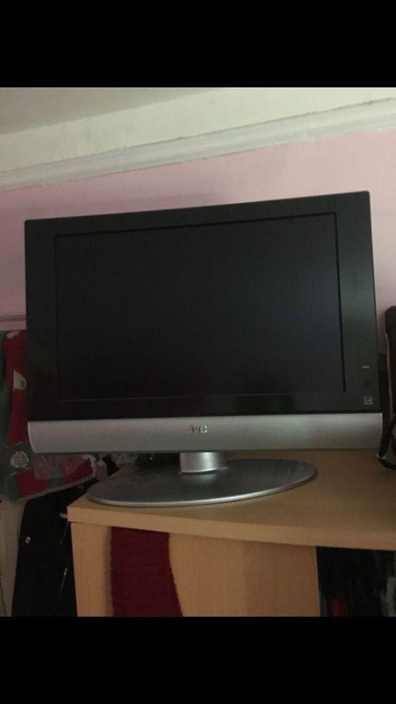 """JVC T.V. Television 23"""" LCD Flat Panel LT-23X475 High Resolution 1280 x 768  #JVC"""