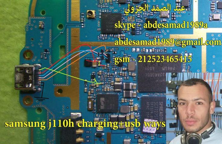 Samsung Galaxy J1 Ace J110h Charging Solution Jumper Problem Ways