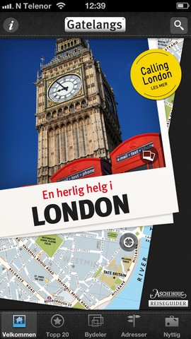 Gatelangs London