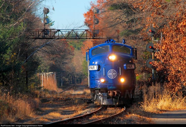 RailPictures.Net Photo: PAR 1 Pan Am Railways EMD FP9 at Westford, Massachusetts by Aaron Keller