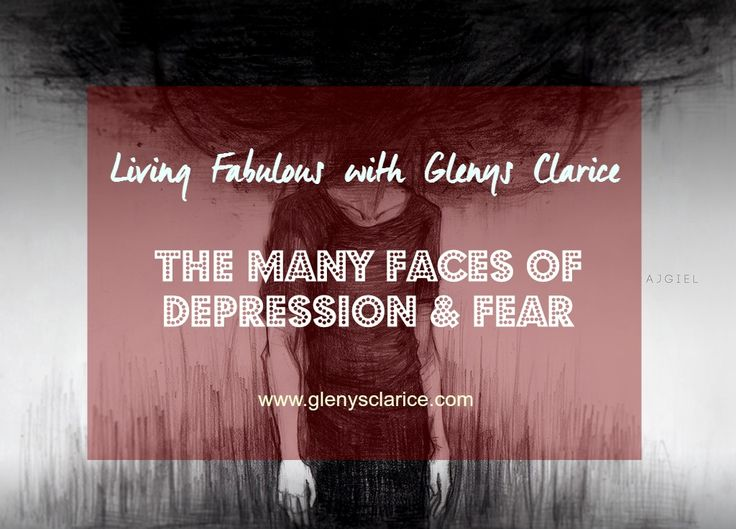 The Many Faces of Depression and Fear [Podcast]
