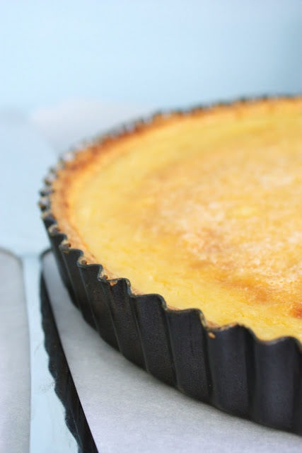 Stephanie Alexander - lemon tart
