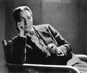 Radclyffe Hall (1880–1943). Lesbian  English poet and author best known for the novel The Well of Loneliness.