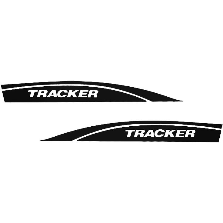 Tracker Marine For Deep V Hulls Boat Kit Decal Sticker  BallzBeatz . com