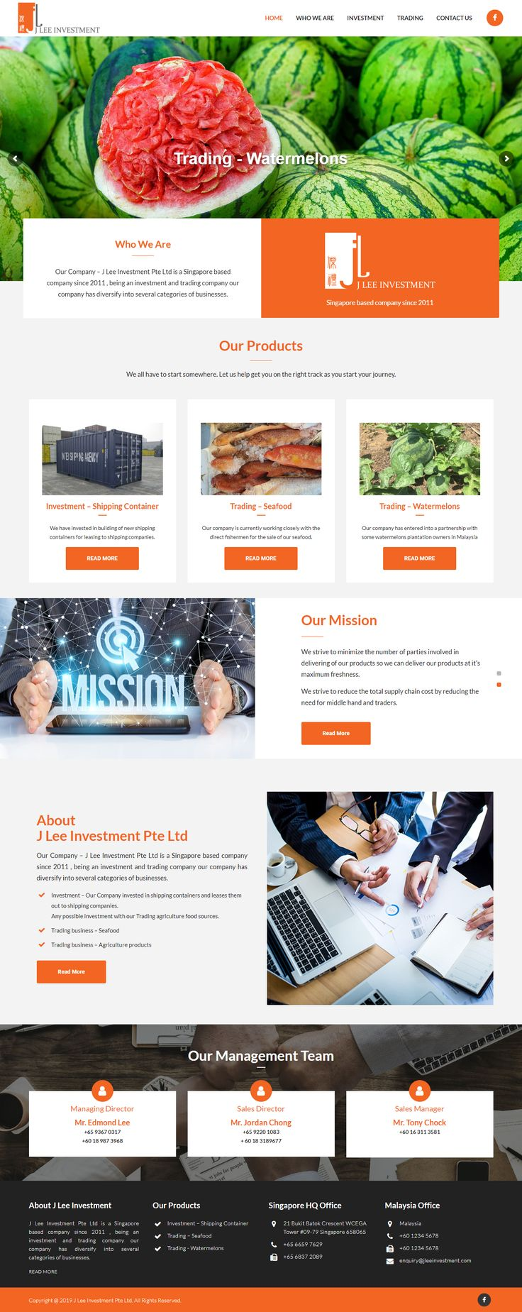 Trading Products Services Mission Corporate Webdesign Development Inforgraphic Ecommerce Respons Web Development Design Custom Web Design Cms Website